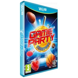 GAME PARTY CHAMPIONS WII U VF OCC