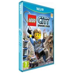 LEGO CITY UNDERCOVER WIIU VF OCC
