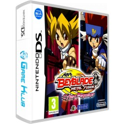BEYBLADE METAL FUSION DS OCC