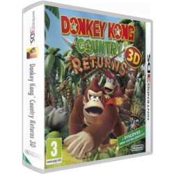 DONKEY KONG COUNTRY RETURNS 3DS OCC