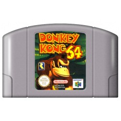 DONKEY KONG 64 SBSN