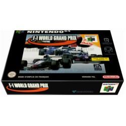 F1 WORLD GRAND PRIX BOITE