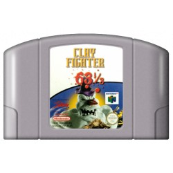 CLAY FIGHTER SBSN