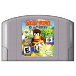 DIDDY KONG RACING US OCC