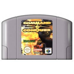 COMMAND & CONQUER 64 SBSN