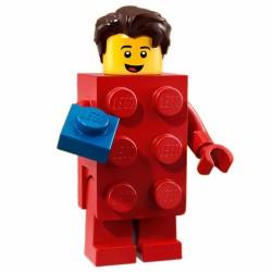 LEGO MINIFIG - L HOMME DEGUISE EN BRIQUE LEGO 71021