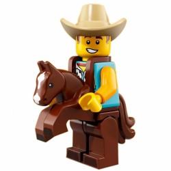 LEGO MINIFIG - L HOMME EN COSTUME DE COW-BOY 71021