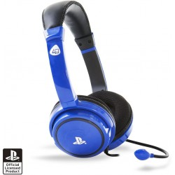 4 GAMERS CASQ P4 PRO4-40 BLUE