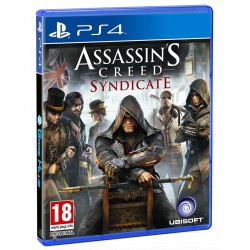 ASSASSIN S CREED SYNDICATE P4 VF OCC