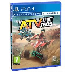 ATV DRIFT AND TRICKS P4 VF OCC