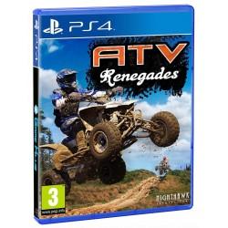 ATV RENEGADES P4 VF OCC