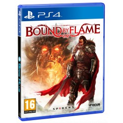 BOUND BY FLAME P4 VF OCC