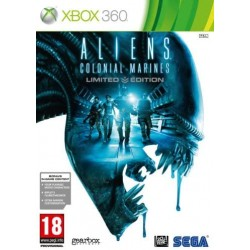 ALIENS COLONIAL MARINES X360 VF OCC