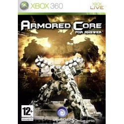 ARMORED CORE 4: ANSWERS X360 VF OCC