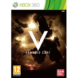 ARMORED CORE V X360 VF OCC