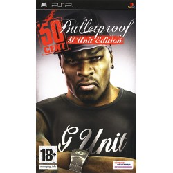 50 CENT G-UNIT EDITION PSP VF OCC