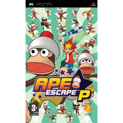 APE ESCAPE PSP VF OCC