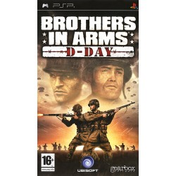 BROTHERS IN ARMS D-DAY PSP VF OCC