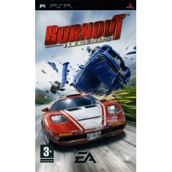BURNOUT LEGENDS PSP OCC