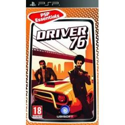 DRIVER 76 ESSENTIALS PSP VF OCC