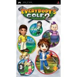 EVERYBODY S GOLF 2 PSP VF OCC