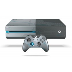 XBOX ONE 1TO EDITION LIMITEE 1TO + HALO 5 GUARDIANS
