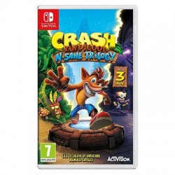 CRASH BANDICOOT SWI VF