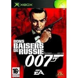007 BONS BAISERS DE RUSSIE XBOX OCC