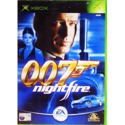 007 NIGHTFIRE XBOX OCC