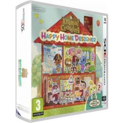 ANIMAL CROSSING..DESIGNER 3DS VF OCC
