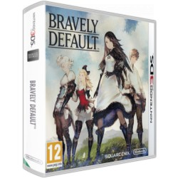 BRAVELY DEFAULT 3DS VF OCC