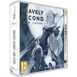 BRAVELY SECOND:END LAYER 3DS VF OCC