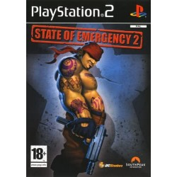 STATE OF EMERGENCY2 PS2 OCC