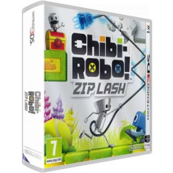 CHIBI ROBO ZIP LASH 3DS VF OCC