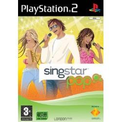 SINGSTAR POP PS2 OCC