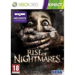 RISE OF NIGHTMARES KINECT X360 V OCC