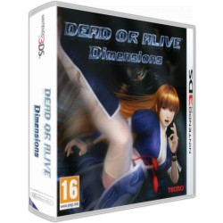 DEAD OR ALIVE DIMENSIONS 3DS VF OCC