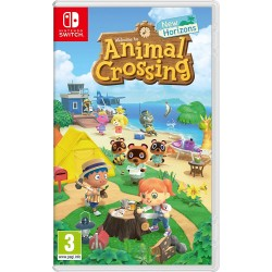 ANIMAL CROSSING NEW HORIZONS SWI