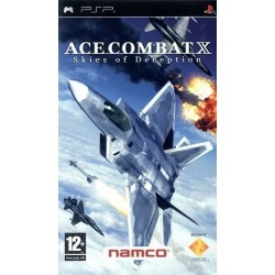 ACE COMBAT X..DECEPTION PSP VF OCC