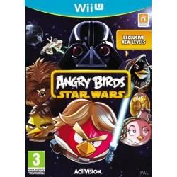 ANGRY BIRDS STAR WARS WII U VF OCC