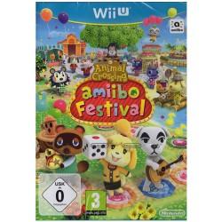 ANIMAL CROSSING : AMIIBO FESTIVAL WII U OCC
