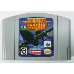 AEROFIGHTER ASSAULT N64 SBSN
