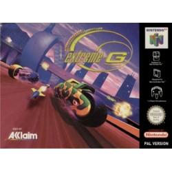 EXTREME-G N64 PAL EN BOITE