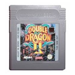 DOUBLE DRAGON 2 GB SBSN