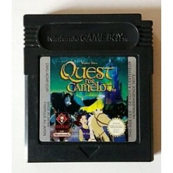 QUEST FOR CAMELOT GBC SBSN