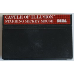 CASTLE OF ILLUSION STARRING MICKEY MOUSE SBSN