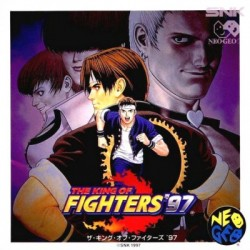 THE KING FIGHTERS 97 - JAP OCC