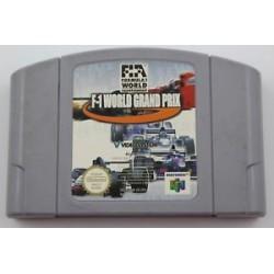 F1 WORLD GP N64 SBSN