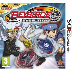 BEYBLADE EVOLUTION 3DS VF OCC