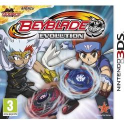 BEYBLADE EVOLUTION 3DS VF OCC